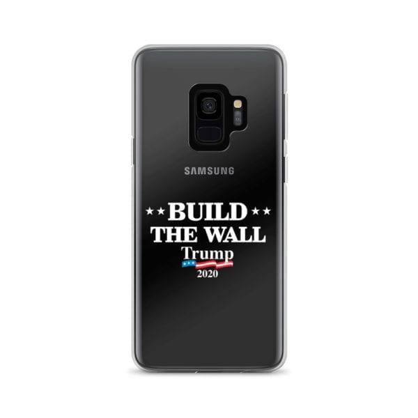 Samsung Build The Wall Trump 2020 Phone Case