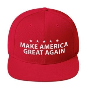 Make America Great Again - Hat (Red)