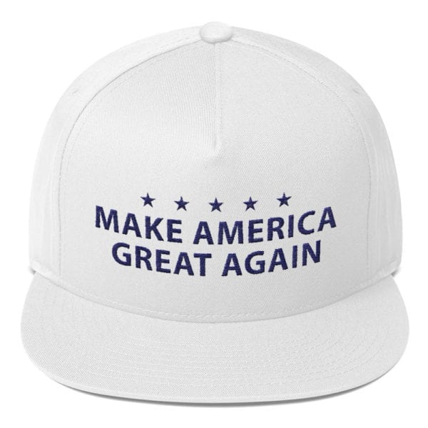 Make America Great Again - Hat (White)