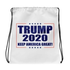 Trump 2020 Keep America Great! - Carry Bag