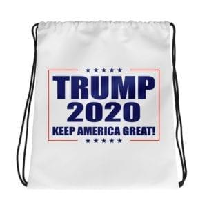 Trump 2020 Keep America Great! - Carry Bag