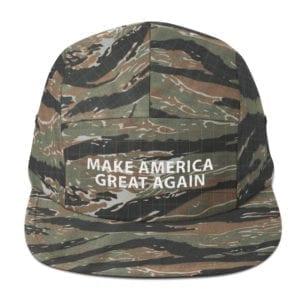 Trump Maga Camo Hat