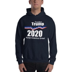President Trump 2020 hoodie