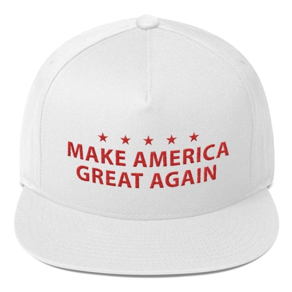 Make America Great Again - Hat (White)
