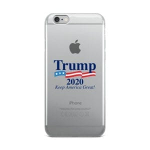 Iphone Case Trump 2020 Keep America Great! - Phone Case
