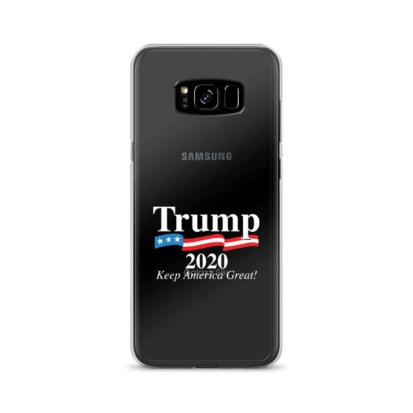 Samsung Case Trump 2020 Keep America Great! - Phone Case