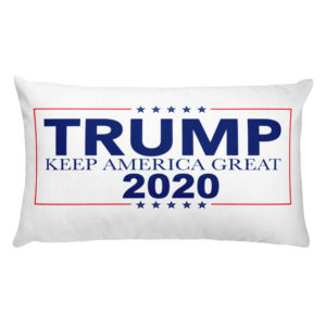 Trump Keep America Great 2020 - Pillow Case