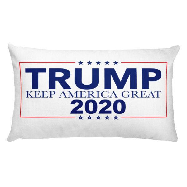 Trump Keep America Great 2020 - Pillow Case
