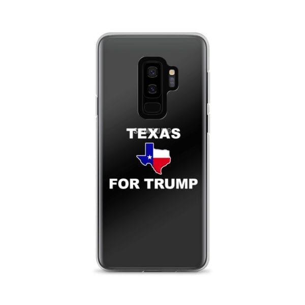 Texas For Trump Phone Case