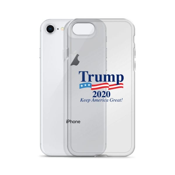 Iphone Case Trump 2020 Keep America Great! - Phone Case