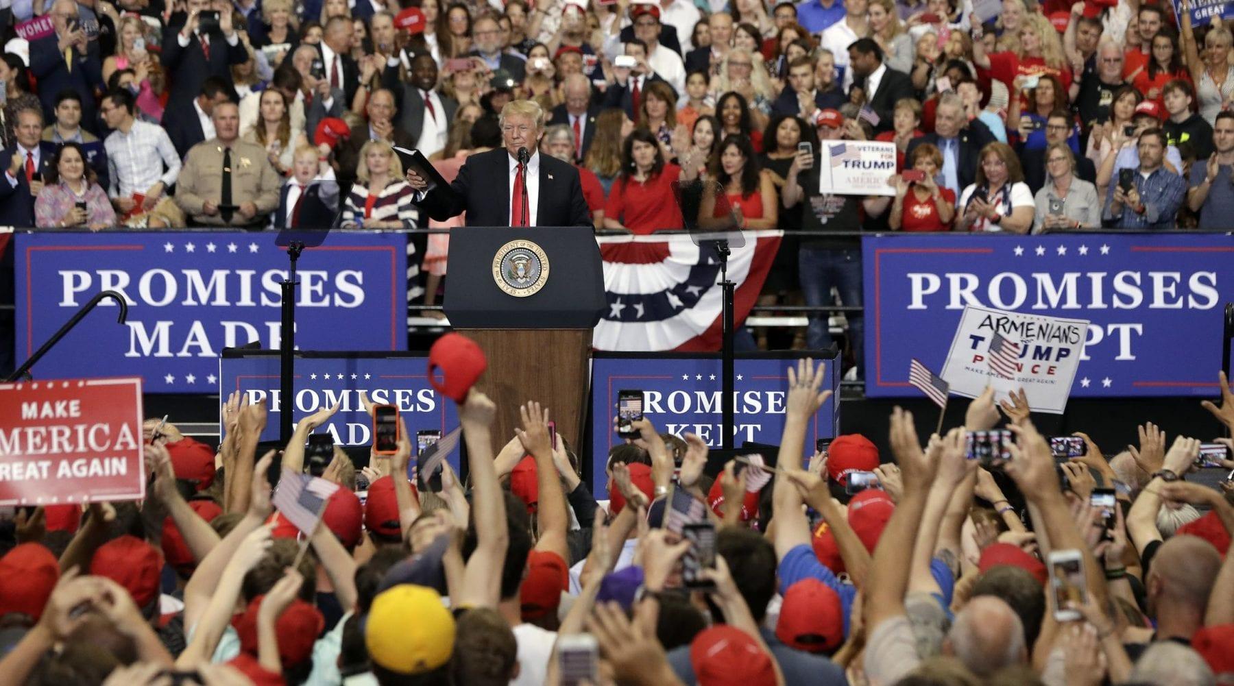 Trump Rally Texas