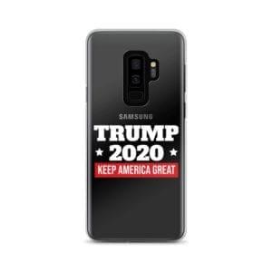 Trump 2020 Keep America Great Samsung Case