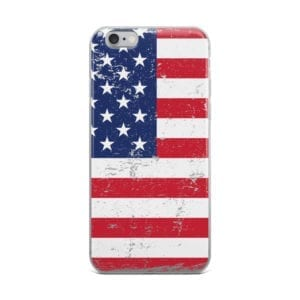 USA Flag I Phone Case