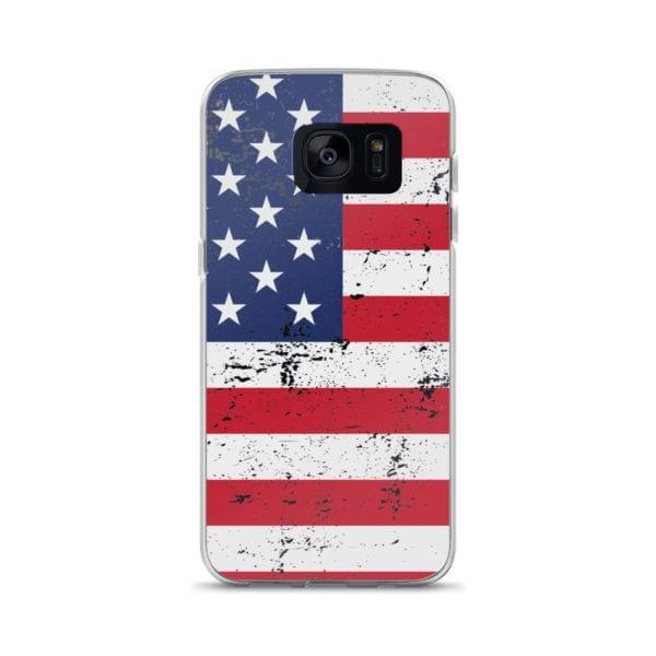 Usa Flag Samsung Case