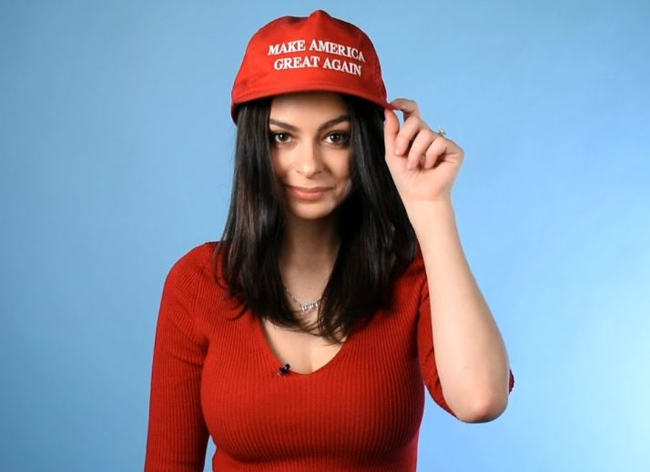 Elizabeth Pipko Supports Trump