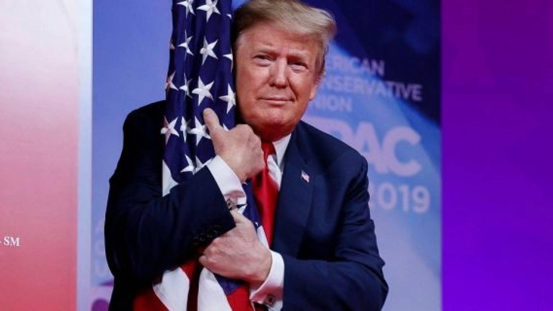 Trump 2020 CPAC Speech