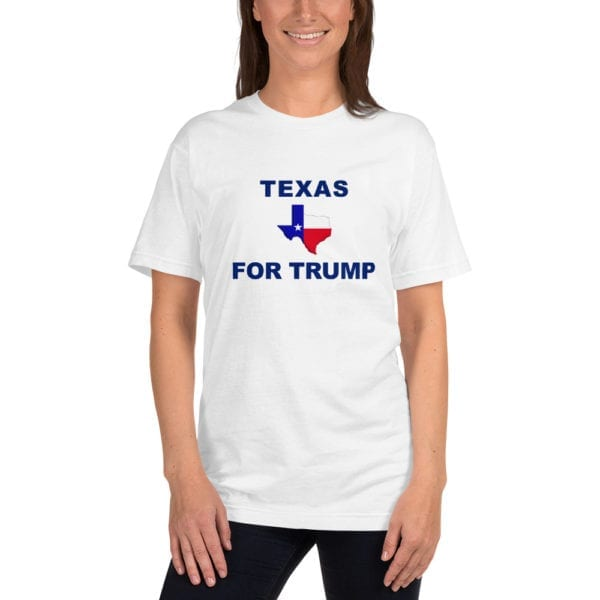 Texas For Trump Image