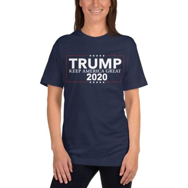 Keep America Great Womens Shirt
