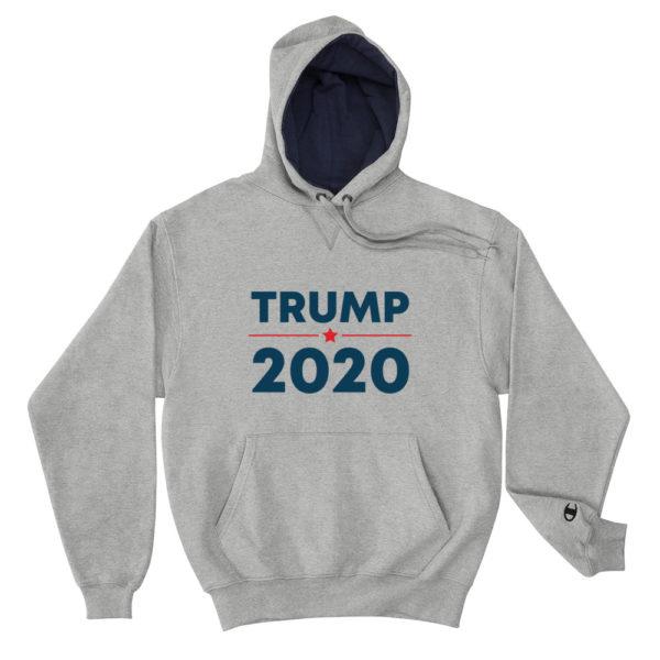 Trump 2020 Hoodie Mock Up